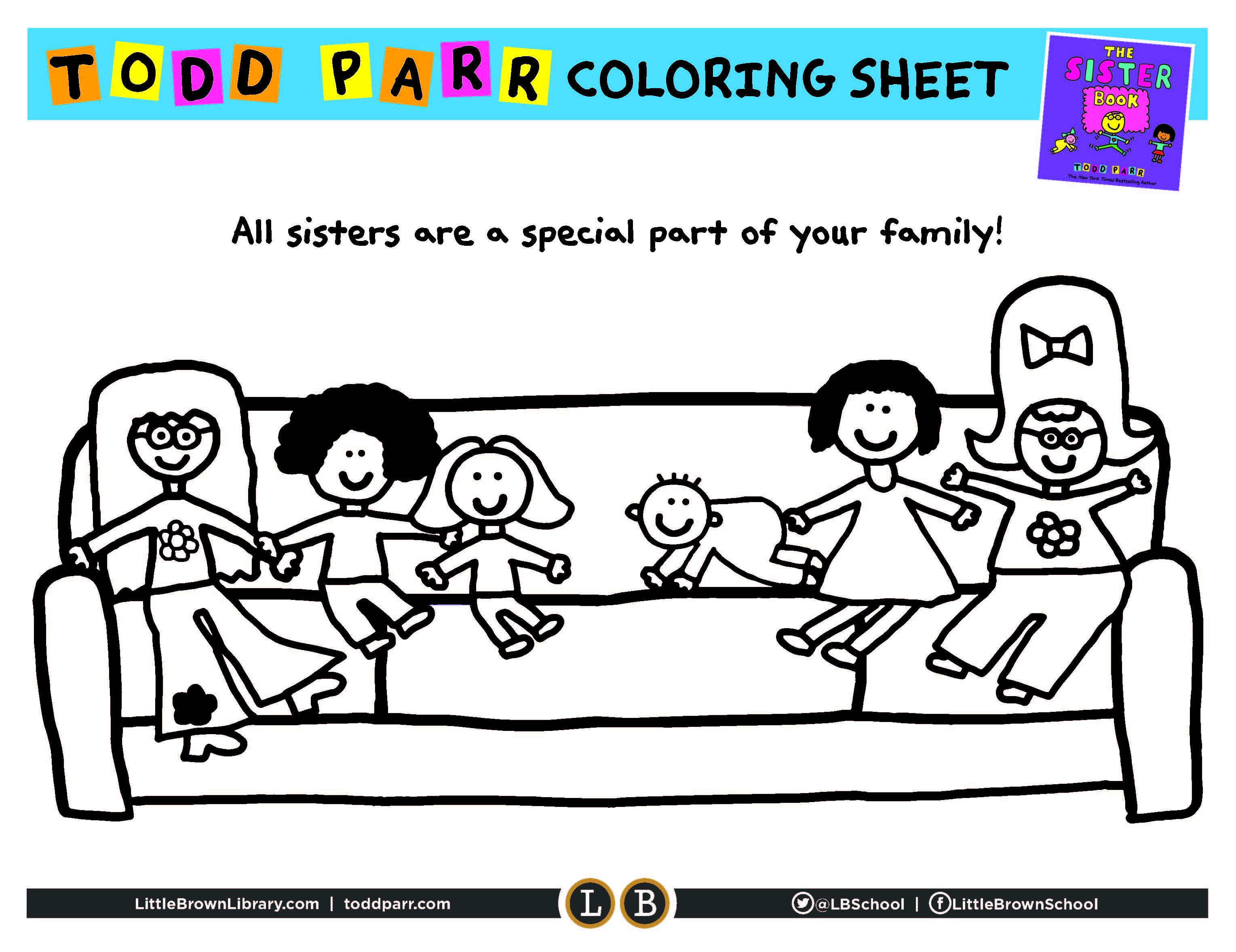 Todd Parr Children S Book Author And Illustrator