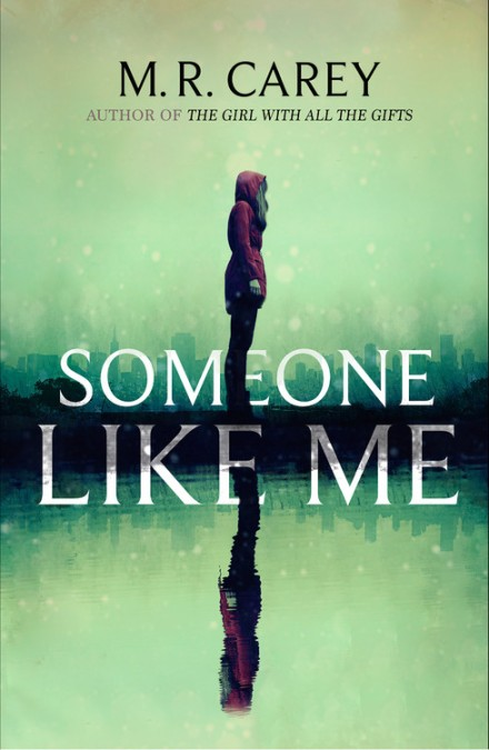someone like me by m r carey hachette book group