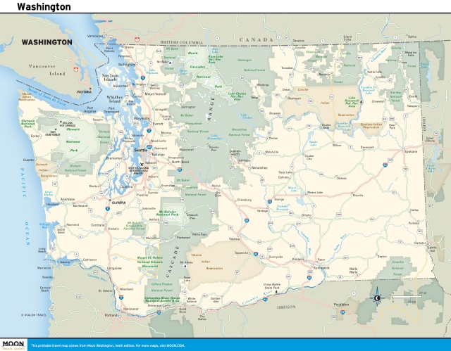 Maps - Washington 10e - Washington