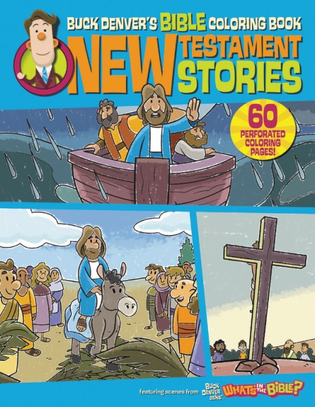 biblical images a coloring book