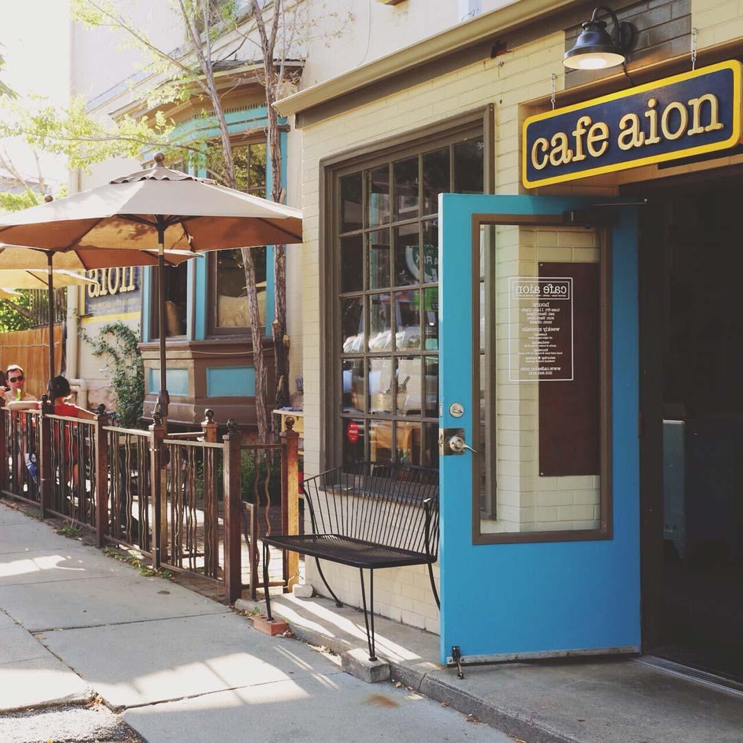 Cafe Aion colorado