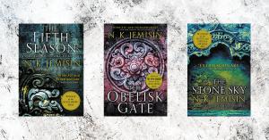 N. K. Jemisin Broken Earth Trilogy Featured Image