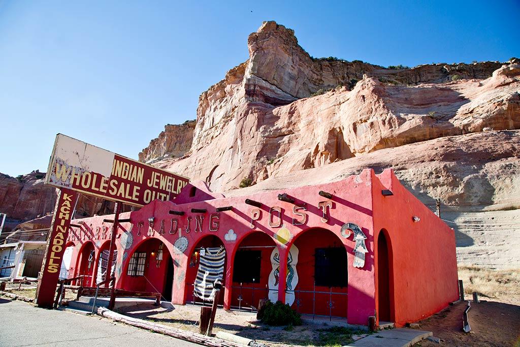 Chaparral Trading Post in Arizona