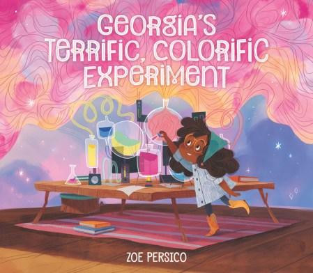 Image result for georgia's terrific colorific experiment book