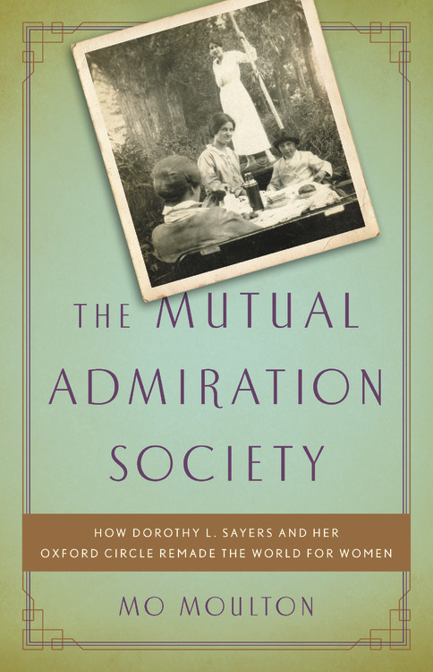Cover of<br /> The Mutual Admiration Society
