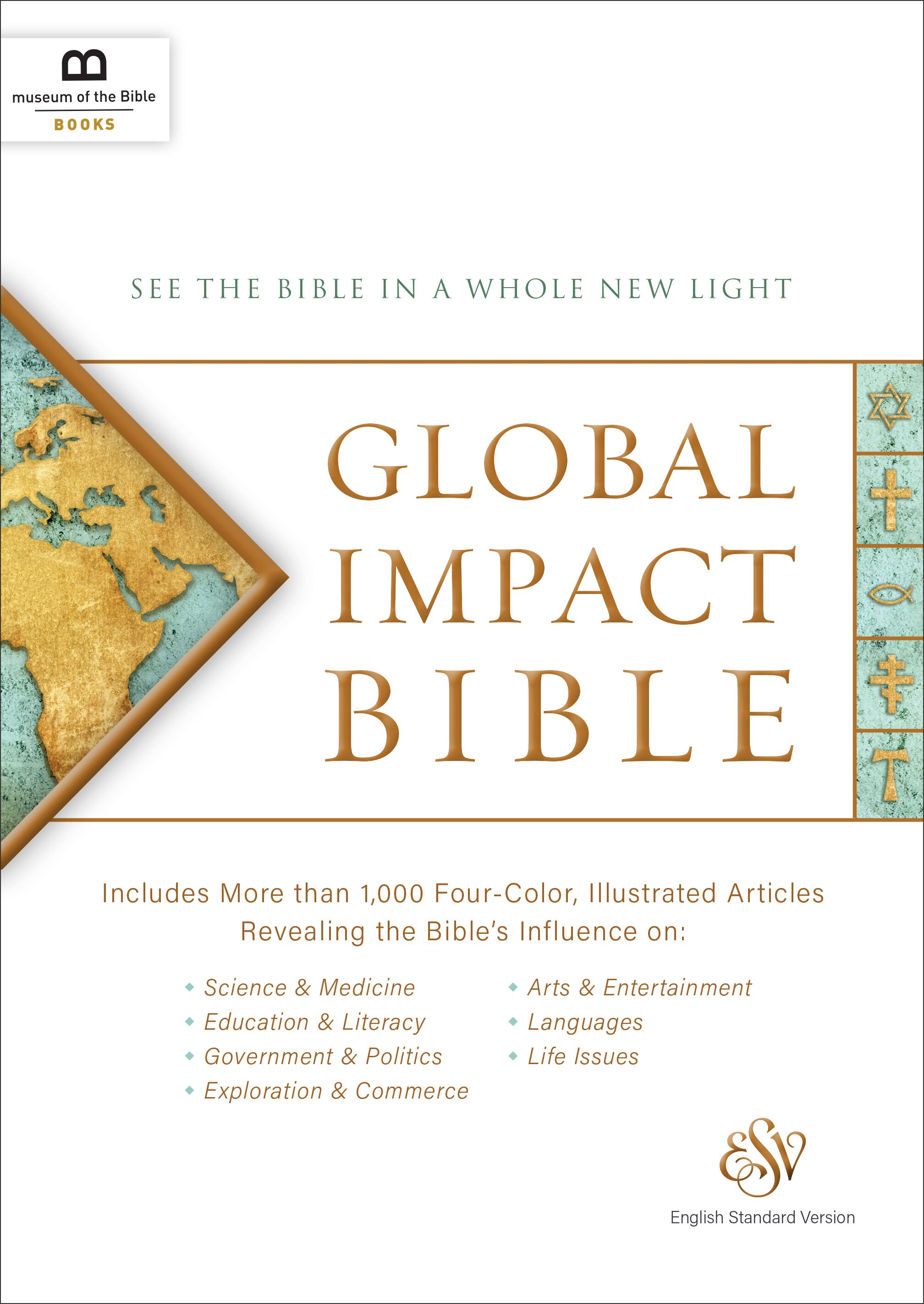 Global Impact Bible ESV