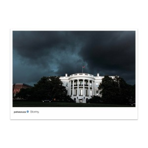 Print by Pete Souza