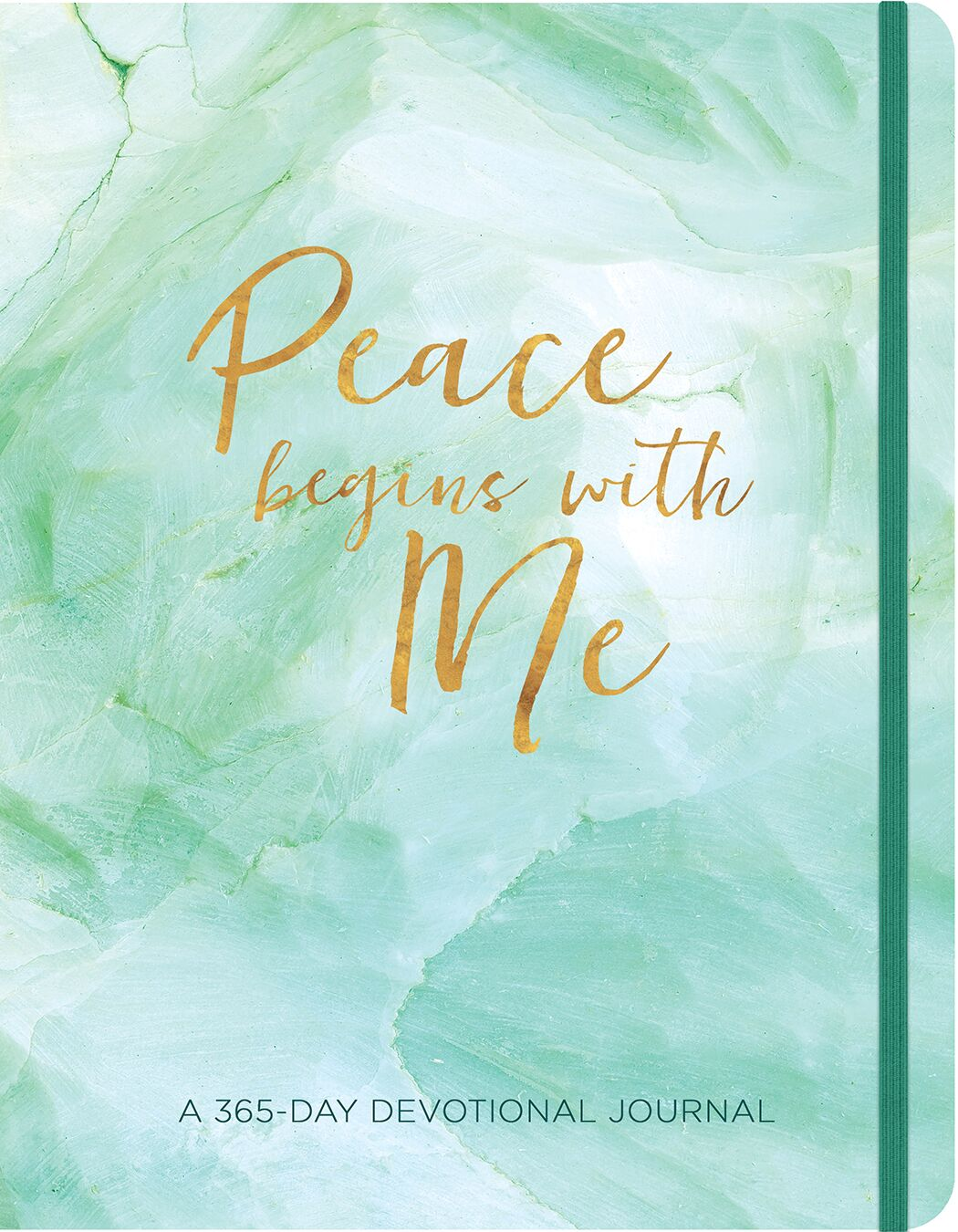Peace Begins with Me 365 Journal