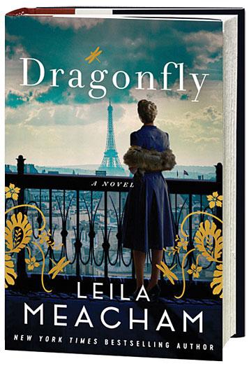 Leila Meacham Dragonfly