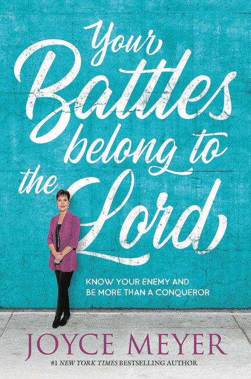 You Battles Belong to the Lord