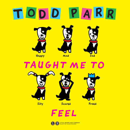 Todd Parr Shareable Graphic