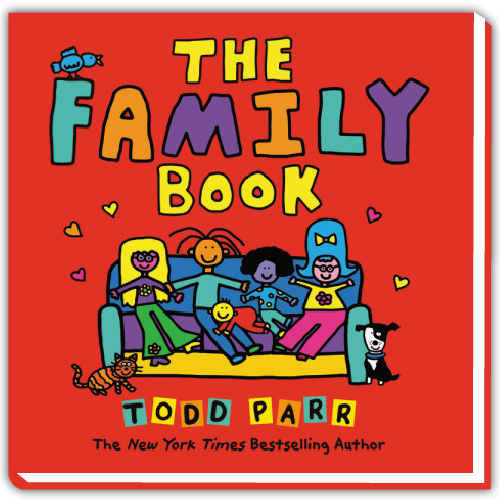 Todd Parr - The Family Book