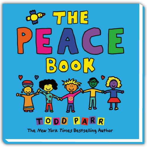Todd Parr Spotify Playlist - The Peace Book