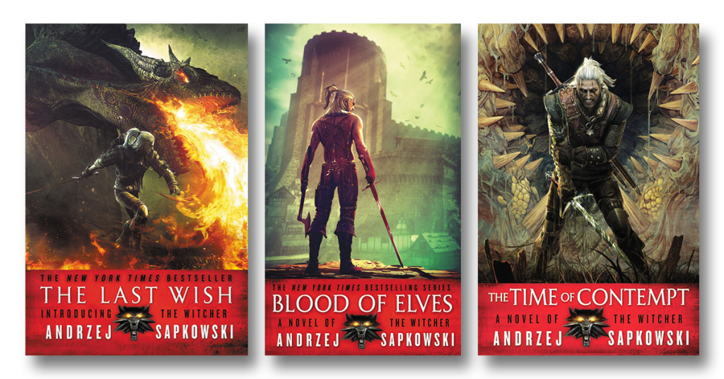 The Witcher Books in Order
