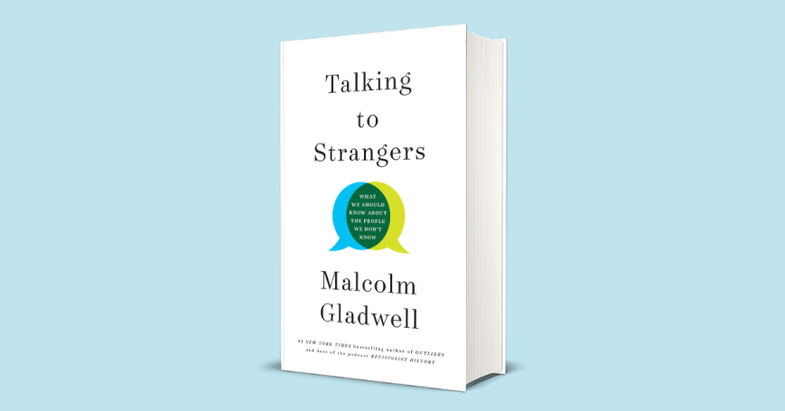 Which Malcolm Gladwell Book Should You Read First?