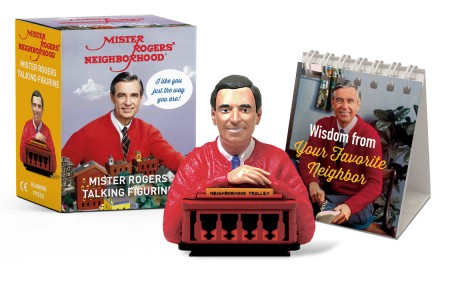 Mister Rogers Talking Figurine By Fred Rogers Hachette Book Group
