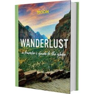 wanderlust book in 3d