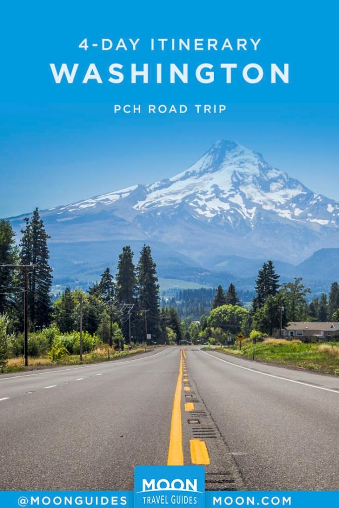 Pacific Coast Road Trip: Washington in 4 Days