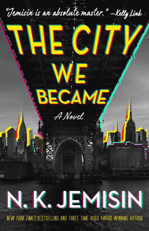 Image result for The City We Became by N.K. Jemisin