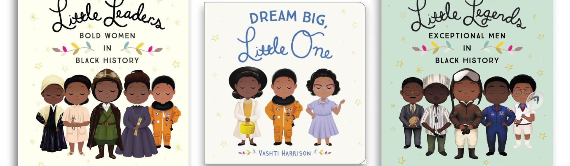 The Little Leader Books by Vashti Harrison