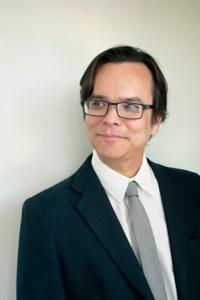 Image of Ben Schafer standing