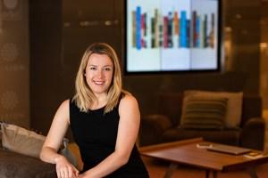 Image of Lauren Ollerhead sitting