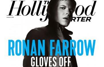 Hollywood Reporter: Ronan Farrow Strikes Again