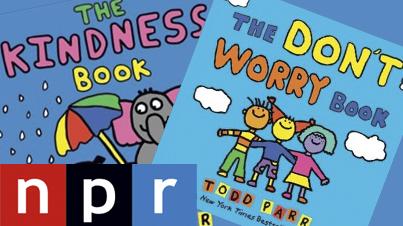 Todd Parr on NPR