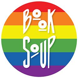 Book Soup Logo - Rainbow
