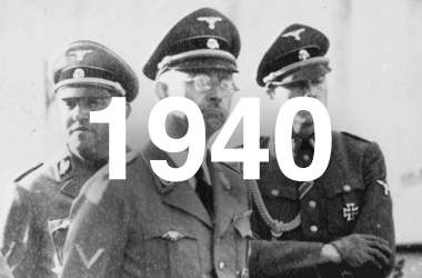 Thumbnail for WWII Posts under the year 1940