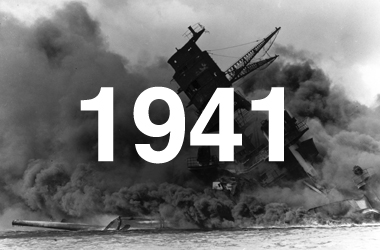 Thumbnail for WWII Posts under the year 1941