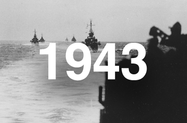 Thumbnail for WWII Posts under the year 1943
