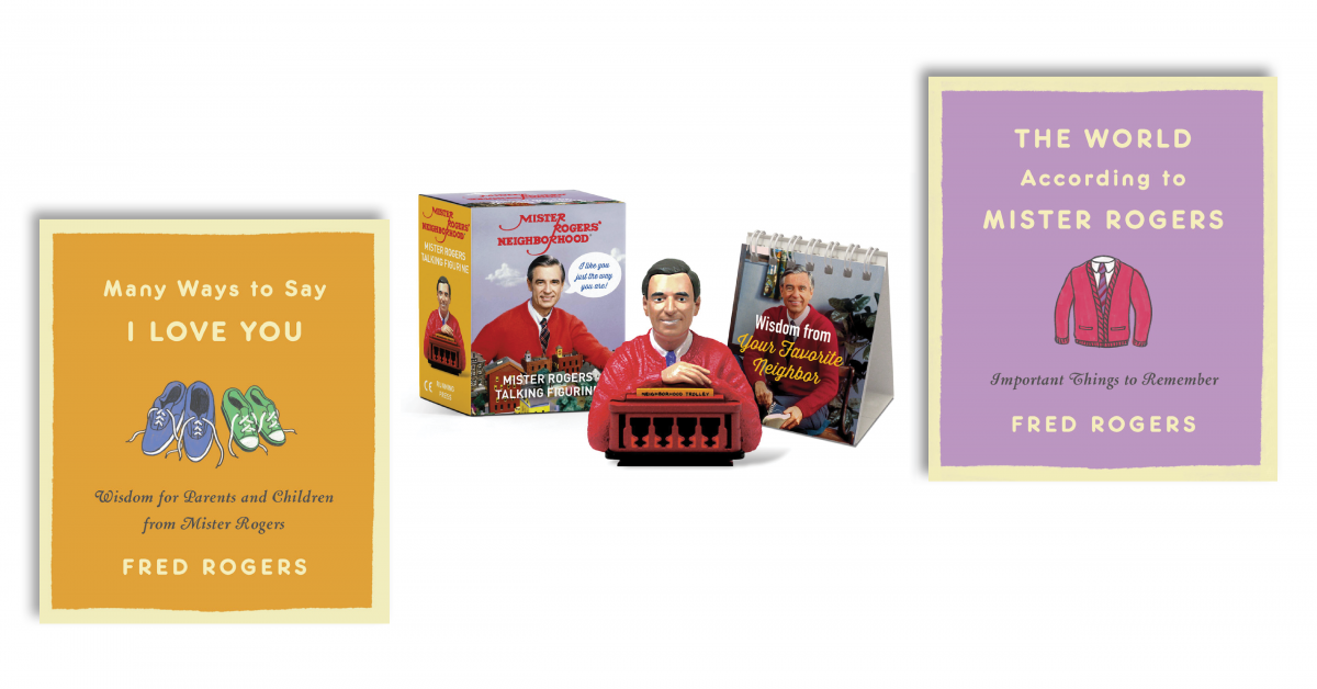 Hello Neighbor Great Gifts For Fans Of Mister Rogers Hachette Book Group