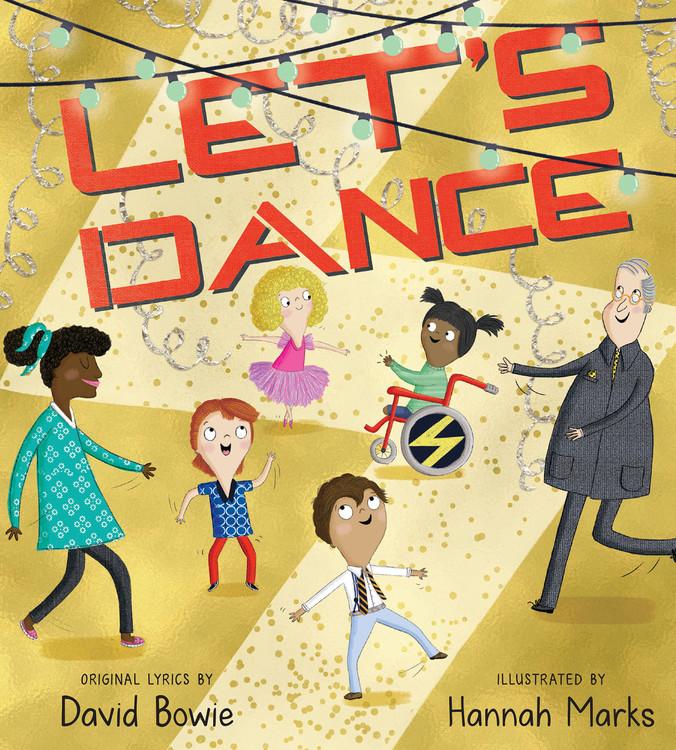 Let S Dance By David Bowie Hachette Book Group