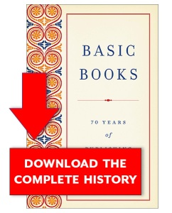 the complete history of Basic Books