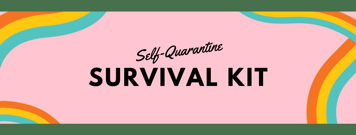 Quarantine Survival Kit Hachette Book Group