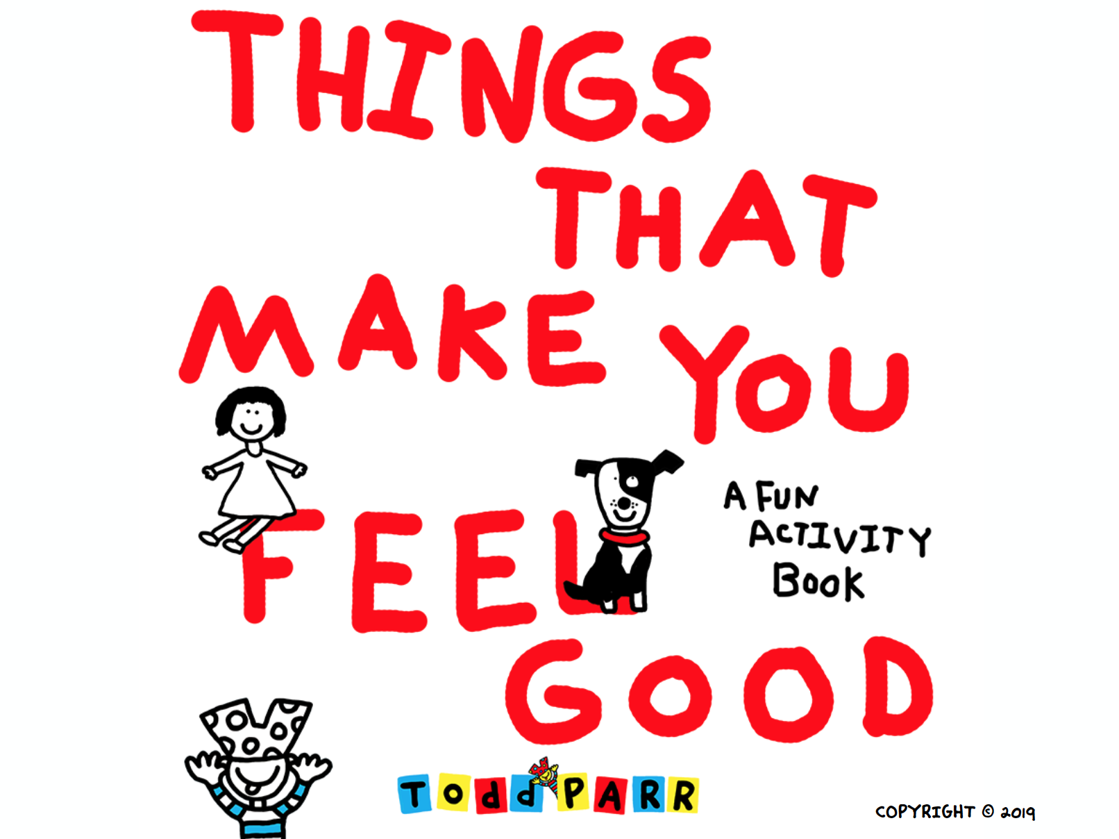 Todd Parr Activity Guide