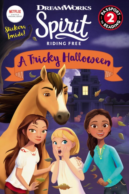 Free Ebooks For Halloween 2020 Spirit Riding Free: A Tricky Halloween by Ellie Rose | Hachette