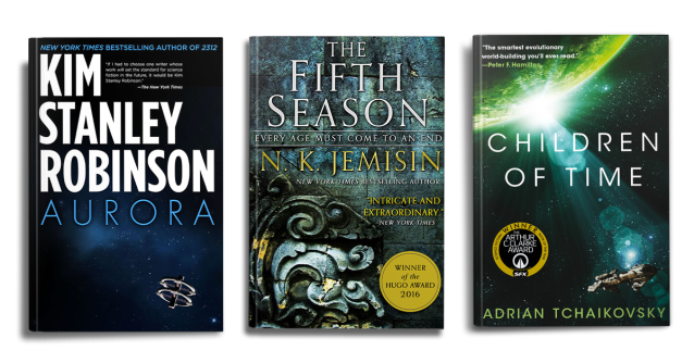 Expand Your Mind with These Literary Science Fiction Books