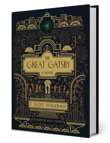 Fall 2020 The Great Gatsby – Bookseller Offer from Black Dog & Leventhal |  Hachette Book Group