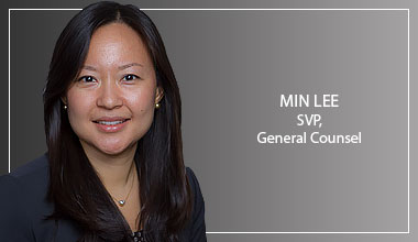 Min Lee - SVP, General Counsel