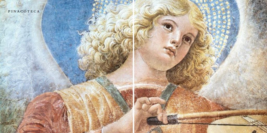 Vatican museum painting