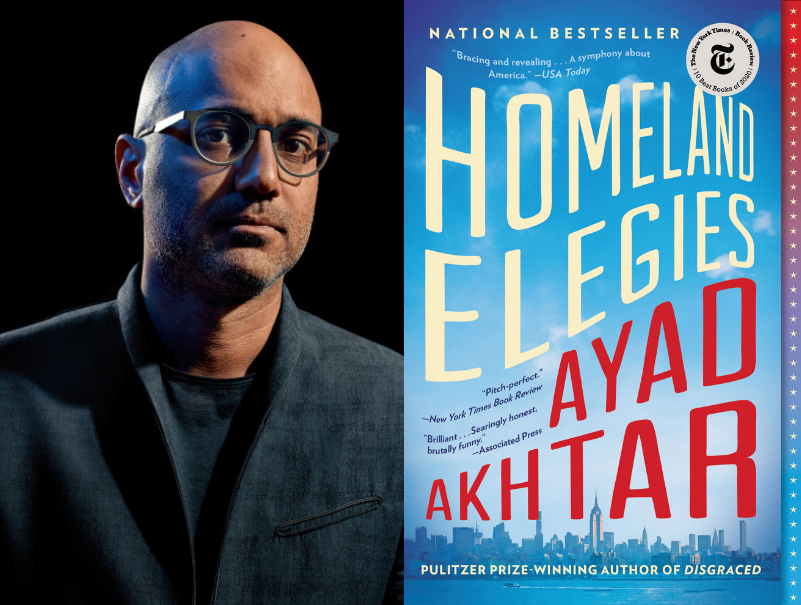 Open Book: Get to Know Ayad Akhtar