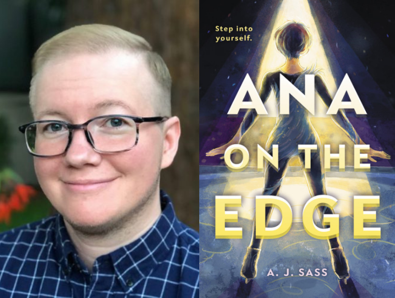 Open Book: Meet A.J Sass