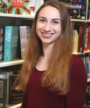 Image of Mollie Weisenfeld standing