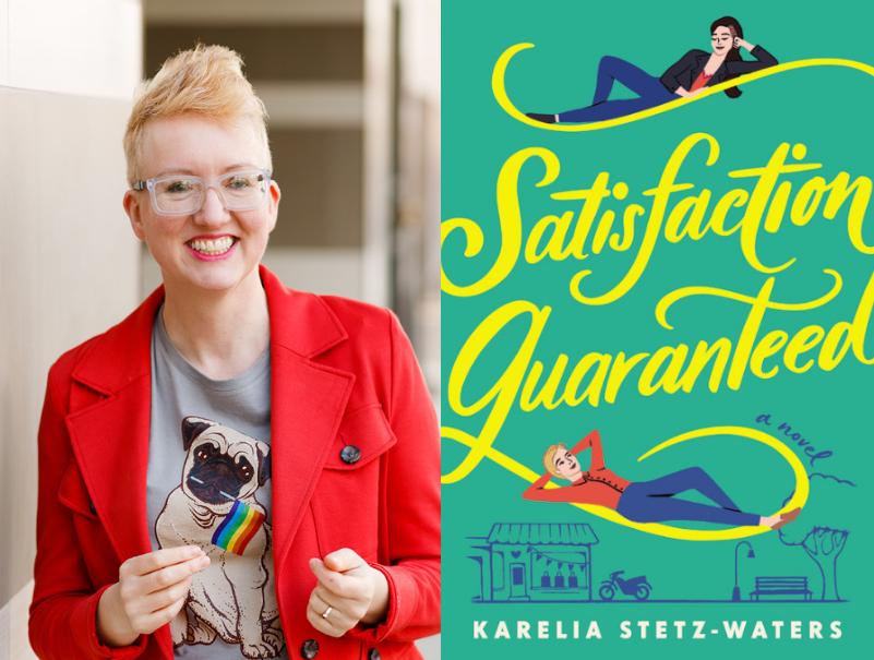 Open Book: Meet Karelia Stetz-Waters